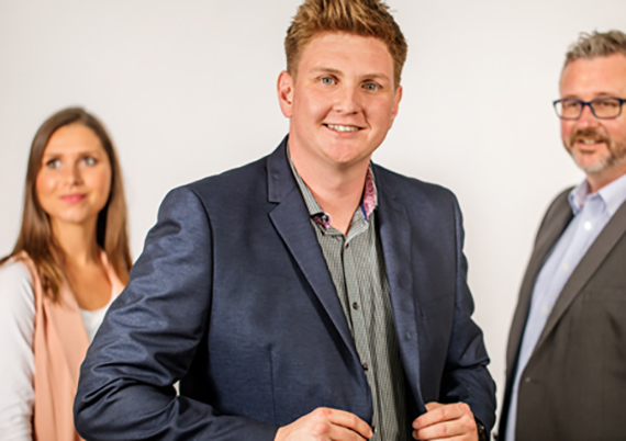 Oliver Mason | Area account manager