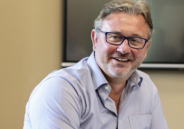 Steven Hill - Managing director
